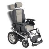 عال سرعة قوة كرسيّ ذو عجلات مع [كرتيس] نظامة خفيفة