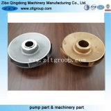 ポンプインペラーを投げるOEMのステンレス鋼の投資鋳造の/Lostのワックスの鋳造/Precision