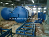 Haute machine en bois de conservation de Techincal