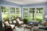 A maioria Sunrooms europeus bonitos do estilo & de casas de vidro, casa de alumínio de madeira dividida cheia do jardim do projeto da grade