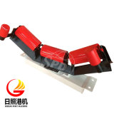 SPD Conveyor Roller&Frame、Trough Roller Set、ドイツMarketのためのSteel Roller