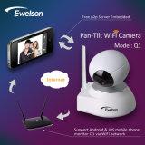 Home Security Intelligent 720p Pan & Tilt Wireless IP Camera (Q1)