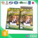 Imprimé Sac Pet déchets en plastique biodégradable personnalisé