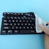Cubierta de encargo del teclado de la computadora portátil para el protector del teclado del silicón