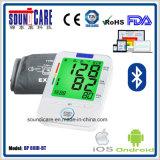 Moniteur de pression sanguine de Bluetooth avec les contre-jours (BP80IH-BT)