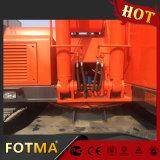 ブームの長さは修正された移動式移動式クローラー荷役機械である場合もある