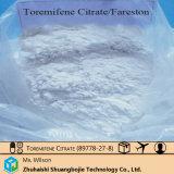 Citrato 89778-27-8 di Toremifene della polvere degli steroidi dell'Anti-Estrogeno