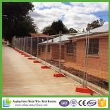 2.1X2.4mのオーストラリアによって電流を通される安い一時塀
