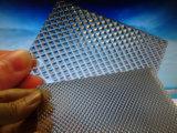 Призменный лист здания поликарбоната для толя или украшения