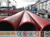 Tubulação aprovada da luta da proteção de incêndio do UL do sistema de extinção de incêndios da alta qualidade FM