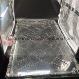 Übergrosses Kunststoffgehäuse-transparentes Plastiktellersegment für Computer