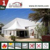 Custom Made Tent festa de casamento gigante para 500 Pessoas Eventos