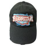 ロゴ(6PWS1217)の洗浄されたスポーツの帽子