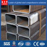 Rectangular de acero sin soldadura de tuberías de 300 * 300 * 16