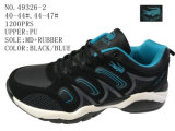 Numéro 49326 trois chaussures courantes de sport de couleur