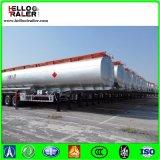 Kraftstoff-Tanker des Tri-Wellen Kraftstoff-Dieselschmieröltank-halb Schlussteil-45000L