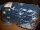 저어지 강선 니트 손목을%s 가진 파란 니트릴 완전히 입히는 장갑