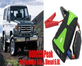 High Power 16800mAh 800A Chargeur de batterie portable Jump Start a Car