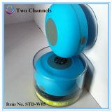 3W impermeabilizan el altavoz de la ducha, consonancias impermeables de la ducha del chapoteo de Bluetooth (STD-W05)