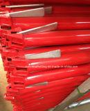 Прочные леса Ringlock горизонтальные/порошок гроссбуха красный покрынный от Китая