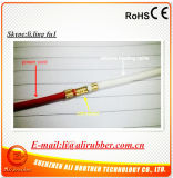 直径4mm 110V 20W/Mのシリコーンゴムの暖房ワイヤー
