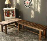 Fester Wood Garten Bench mit Cheap Price (M-X3021)