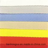 China-freies Beispielfabrik-Gewebe-feuerfeste niedrige Formaldehyd-Baumwollflammhemmendes Gewebe 2016