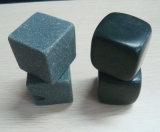 4X4 Cmの玄武岩のウィスキーの石