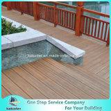 Quarto de bambu pesado tecido 58 da casa de campo do revestimento do Decking costa ao ar livre de bambu