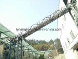Örtlich festgelegter Langstreckenbandförderer für Kraftwerk