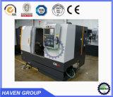 Машина CK40S Lathe CNC горизонтальная