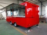 Caravane de nourriture, cuisine mobile, restauration, système mobile, atelier mobile, bureau, remorque de qualité