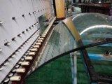 Verres de sûreté en verre colorés de mur rideau en verre Tempered