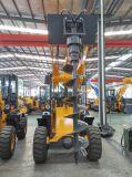 Gabelstapler-Rad-Ladevorrichtung, chinesische Fabrik 1.5 Tonnen-kleine Ladevorrichtung mit Cer