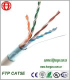 디지털 통신을%s 옥외 단 하나 칼집 FTP Cat5e 케이블