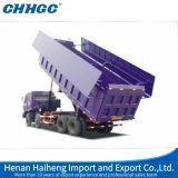 Chhgc 6*4 양 날개의 길이를 가진 지적인 덤프 트럭