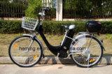 """"""" bici eléctrica de la ciudad 26 con Shimano 6 velocidades"""