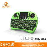 Hot Rii Mini I8 + clavier Russion sans fil avec pavé tactile