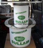 空気圧縮機はSullairの圧縮機のための空気油分離器を02250100-753、02250100-754分ける