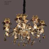Luz de cristal moderna do candelabro da lâmpada do dispositivo elétrico de iluminação do pendente da decoração de Swarovski dos braços de Phine pH-0642z 30