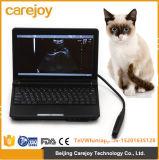 수의사 /Pet 초음파 스캐너 또는 동물성 가득 차있는 디지털 휴대용 퍼스널 컴퓨터 초음파 스캐너