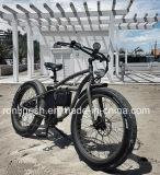 浜のクラシックか型またはレトロ250With500With750W電気26X4脂肪質のタイヤのBike/Eの脂肪質のタイヤの自転車または電気雪Bike/E脂肪質Bicycle/Eの砂のバイクまたは脂肪質のPedelec/E Veloのセリウム