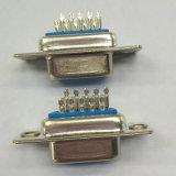 HD 이하 15의 Pin 여성 땜납 유형 연결관