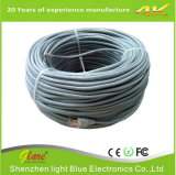 Câble de cuivre nu solide d'intérieur de la catégorie 5e UTP