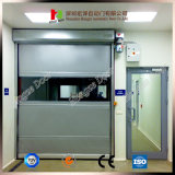 Puerta de lujo del obturador del rodillo del PVC de la velocidad (Hz-H012)