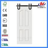 Hogares interiores que instalan el cuarto de baño que resbala la puerta de granero (JHK-004)