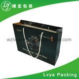 Bolso de compras de papel modificado para requisitos particulares profesional, bolso del regalo para el conjunto