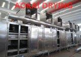 Máquina de secagem profissional para a morango no açúcar