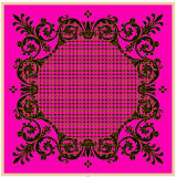 Form fertigen quadratische Schals kundenspezifisch an