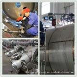 Máquina de teñir del desbordamiento de alta presión de alta temperatura